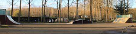 skatepark chartres