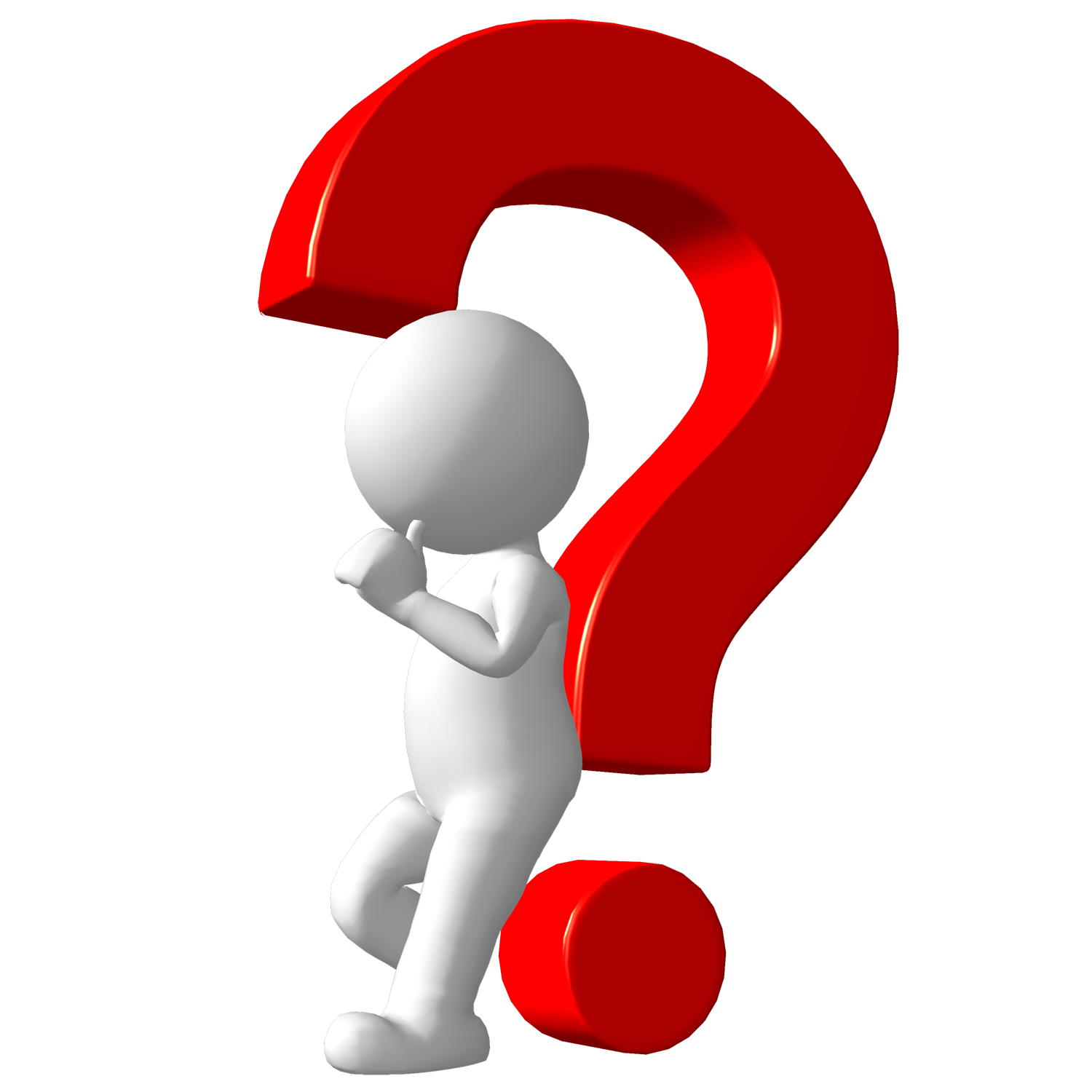 clipart question guy - photo #43