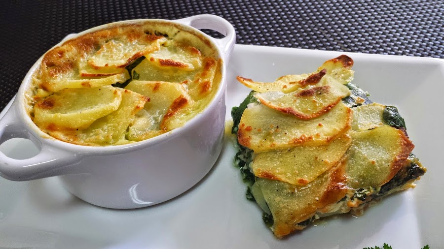 platos con patata