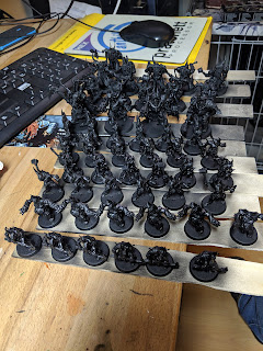 Models Primed black