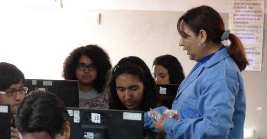 Estudiantes de CETPROS del Callao podrán ingresar a Universidad La Cantuta