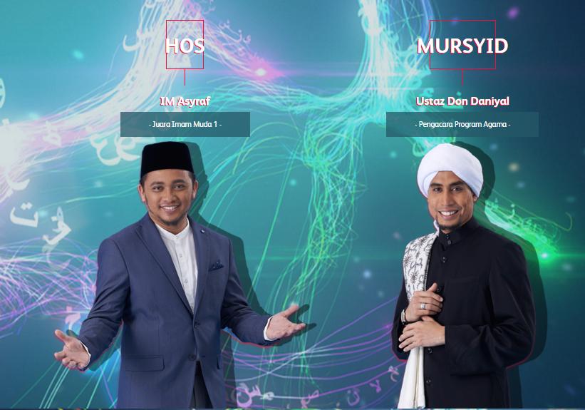 Astro Oasis : Bakat Tahfiz Muda Menghafaz Al-Quran