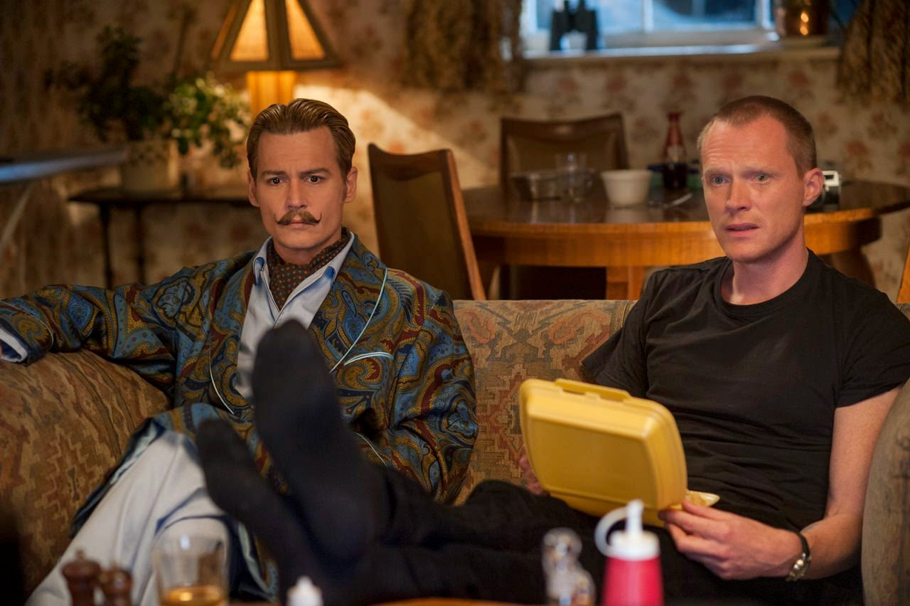 mortdecai-johnny depp-paul bettany