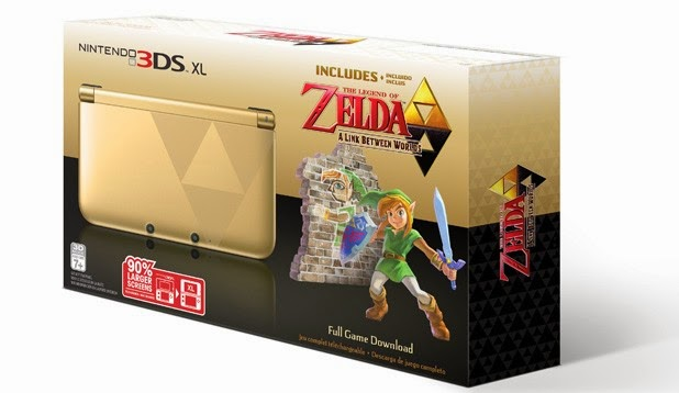 Zelda 3ds XL Black Friday Price - Zoomer Dog Deal at Wal-Mart
