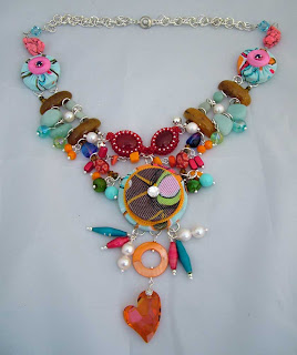 Devoted Gypsy Color Fantasy Necklace