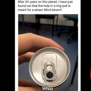 Kaleng minuman bersoda punya rahasia