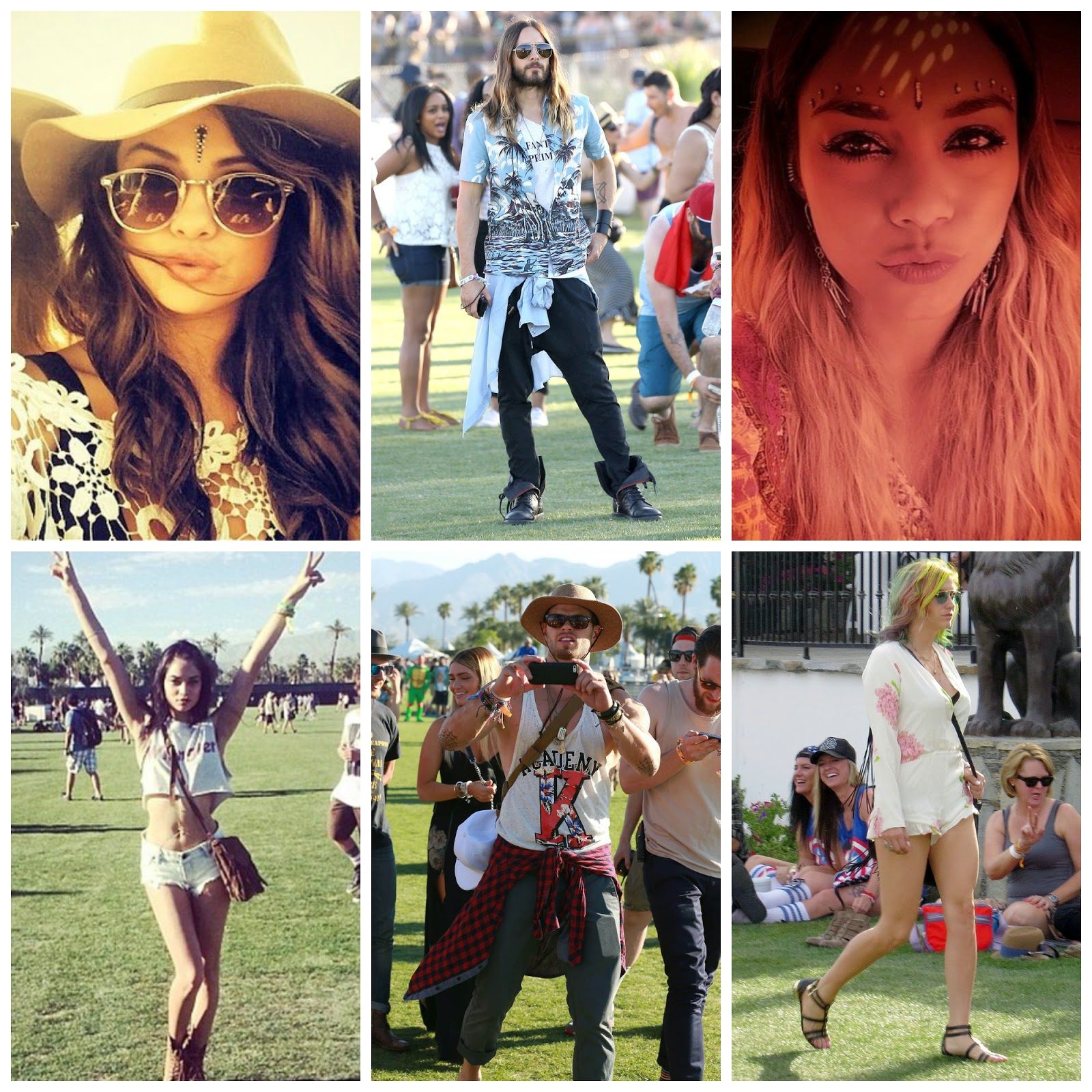 Coachella 2014 Best Dressed