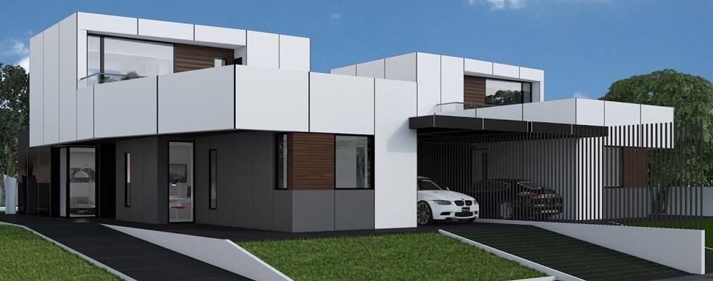 Es posible construir una segunda planta prefabricada for Casas de panel sandwich de segunda mano