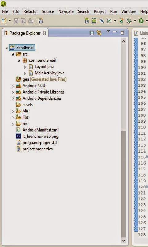 Android, Java, Php And Other Programming Language Sample Code