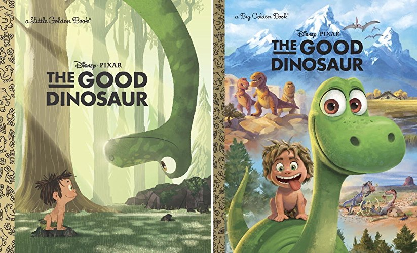 The Good Dinosaur Books Popping Up On Amazon