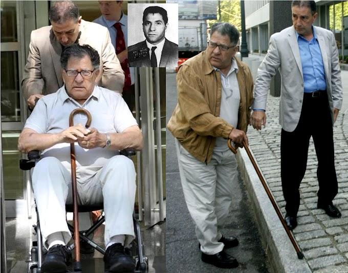 Le niegan libertad por compasión a mafioso de 99 años de edad, el preso federal más viejo