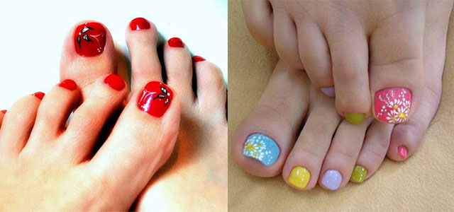 Cool Toe Nail Art Designs There Are Numerous Ways To Polish Your Look Perfection And One Of The Best Do That Is