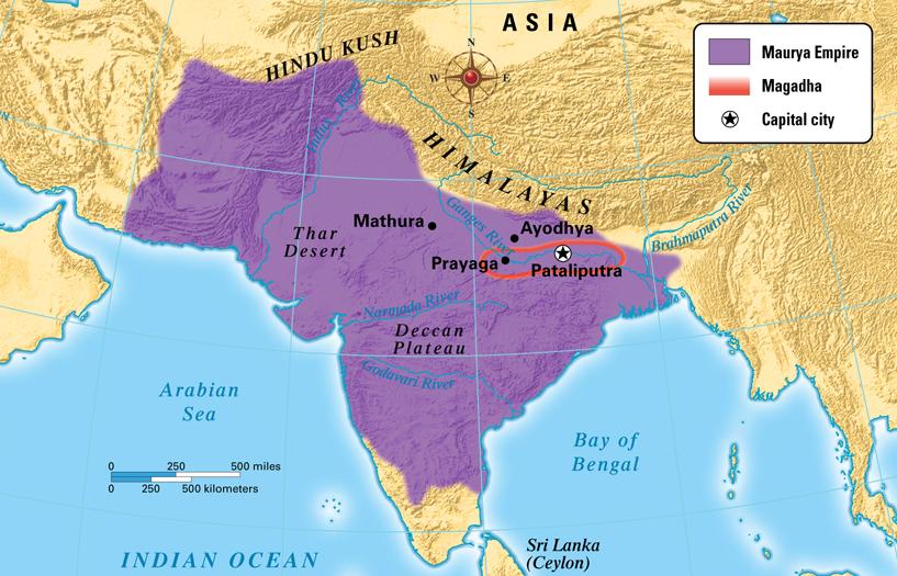 It has been glorified by great hindu dynasties like Maurya, Gupta, Gauda Empire, Mallabhum Kingdom, Pala Empire, Chandra & Sena Empires.
