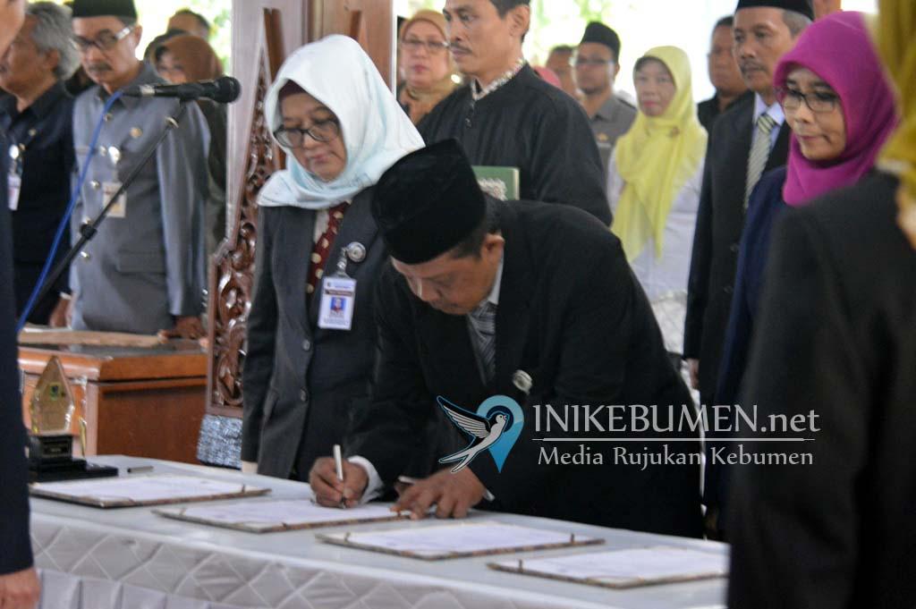Tak Kunjung Dilantik, 101 PNS Kebumen Dipastikan Batal jadi Pejabat Baru