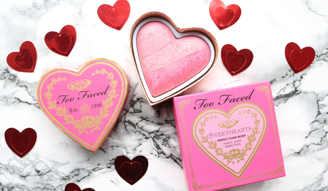 Too Faced Sweethearts Perfect Flush Blush in Something About Berry