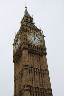 London Clock Tower - Big Ben