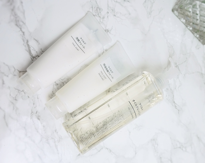 Muji cleanser review