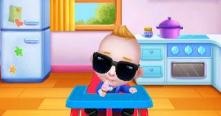 Boss Baby app walkthrough.