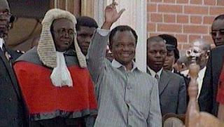 Fredrick Chiluba appointed as zambia president