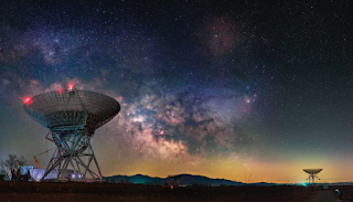 Next year, scientists will send messages to search for aliens