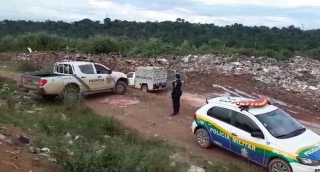 Monstruoso! Criança recém-nascida é encontrada morta no lixão da Capital