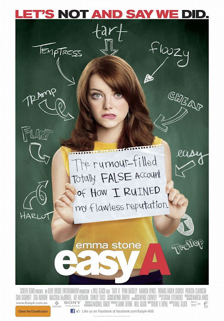 Película: Easy A - Will Gluck (+14)