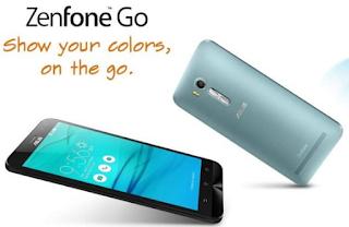 Cara Mudah Flash Asus Zenfone Go X007D Via Fastboot/SDCard, Tested 100% Sukses