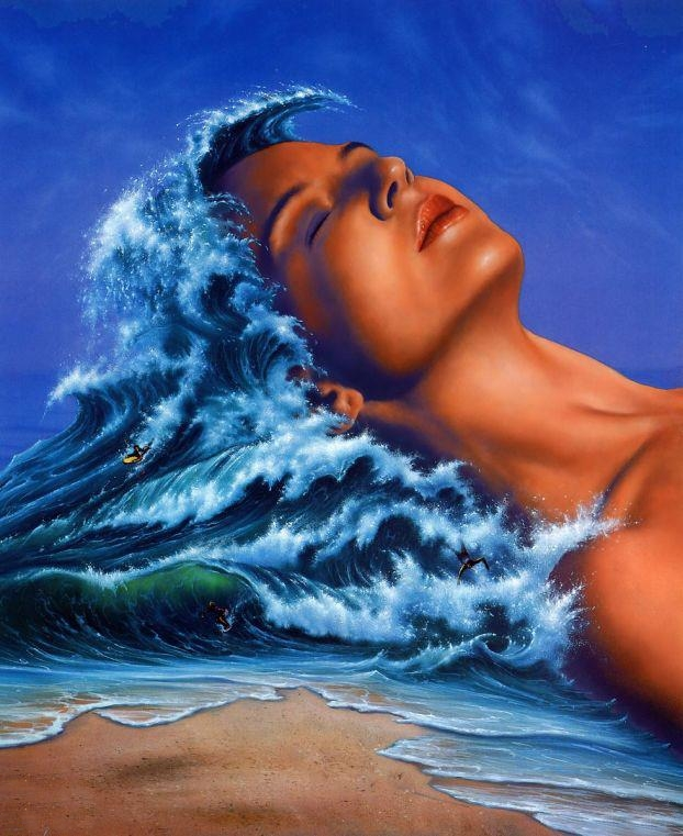 Jim Warren 1949 |  American Fantasy and Surrealist painter