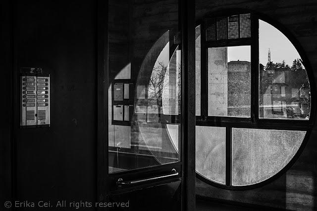 Melara, citofono, finestra