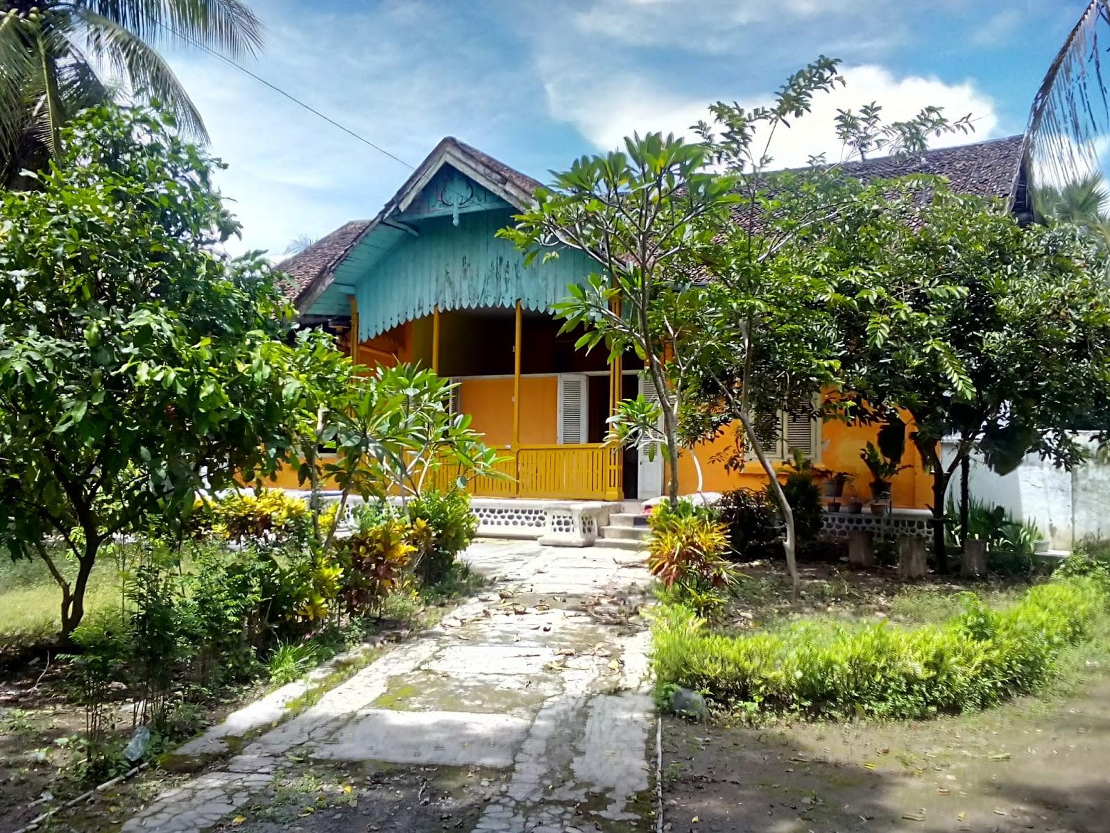 Rumah - rumah bergaya kolonial dari berbagai penjuru Indonesia (Pict ++) & Rumah - rumah bergaya kolonial dari berbagai penjuru Indonesia (Pict ...
