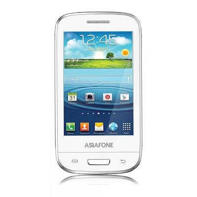 Asiafone AF977, Ponsel Lokal Murah Layar Sentuh 3.5 Inci bisa Modem Harga Rp. 300 ribuan