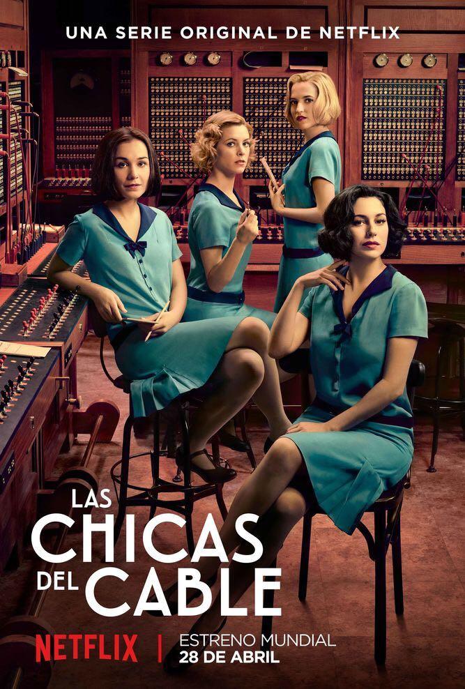 serieS de tv Las chicas del cable estreno españa netflix
