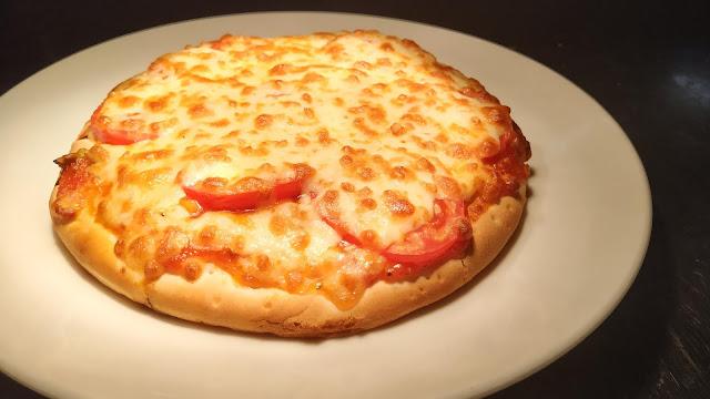 Baked pizza margherita pizza Recipe