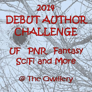 2014 Debut Author Challenge COVER OF THE YEAR Winner!