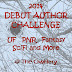 2014 Debut Author Challenge Cover Wars - November Debuts