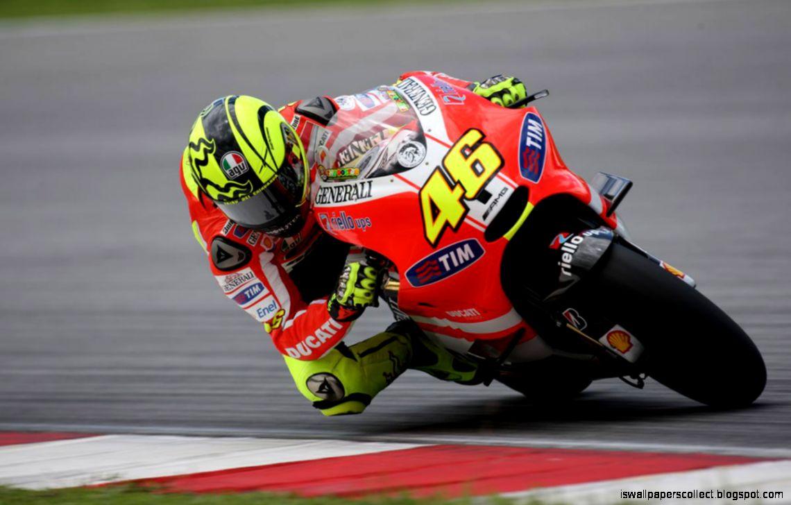 Valentino Rossi Hd Wallpaper: Valentino Rossi Ducati Team Wallpaper Hd