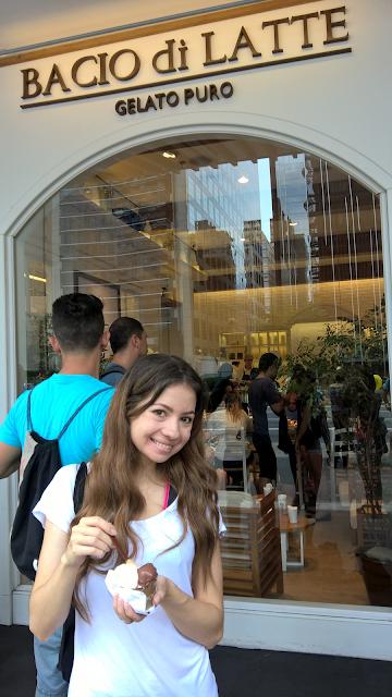 Bacio di Latte, Top Center Shopping, Paulista, Avenida Paulista, gelato, gelato puro, São Paulo, metrô trianon masp, Comida & Bebida, Lazer & Cultura