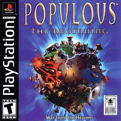 descargar populous the beginning psx mega