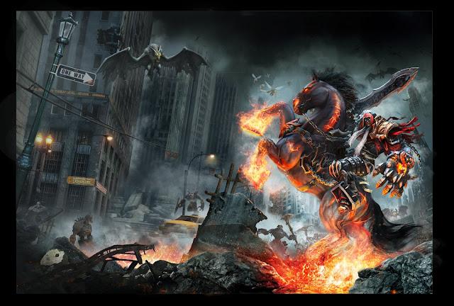 Ya hay fecha para la edición Warmastered de Darksiders en Wii U