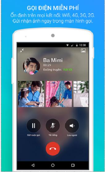 Tải Zalo cho điện thoại Android miễn phí 5