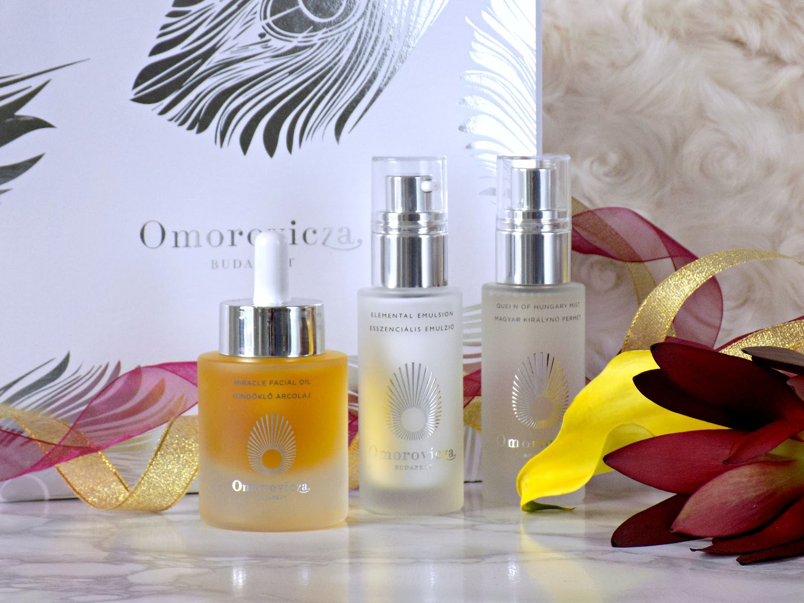 Omorovicza Miracle Facial Oil Set