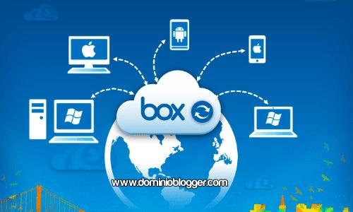 Aloja tus archivos en la nube usando Box