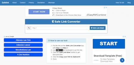 Download Template Kompi Safelink Converter Gratis