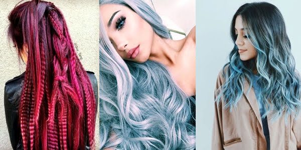 Cool Hair Color Styles: Trendy Hair Colors 2016!