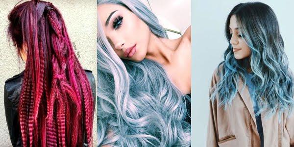 Trendy Hair Colors 2016!