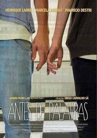 VER ONLINE Y DESCARGAR: Antes De Palabras - CORTO GAY - Brasil - 2013 en PeliculasyCortosGay.com