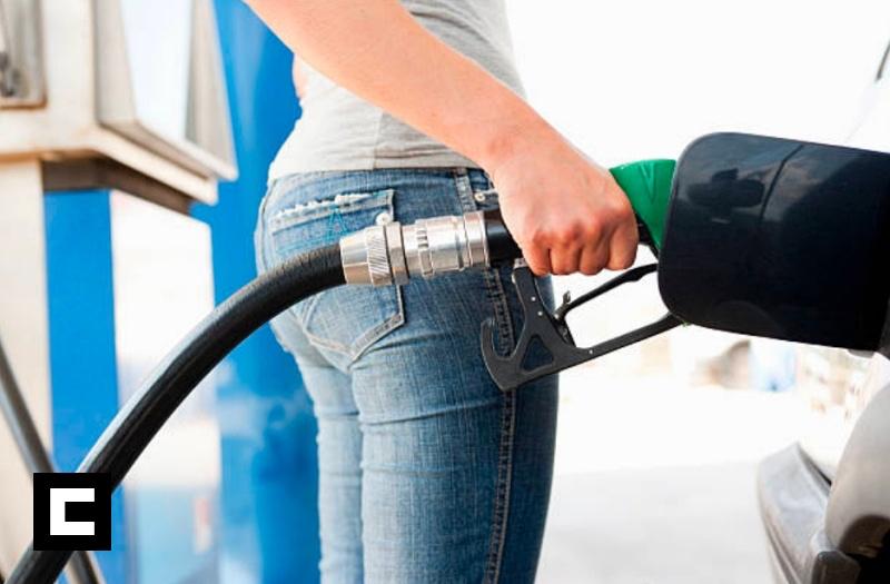 Combustibles van pa'rriba otra vez