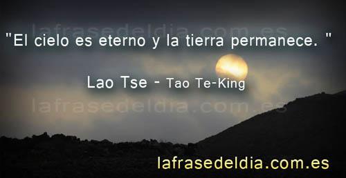 Frases famosas de Lao Tse