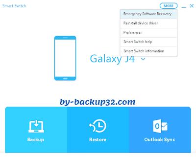 تحميل برنامج Samsung Smart Switch لتنزيل سوفت وير اصلى لهواتف السامسونج-4