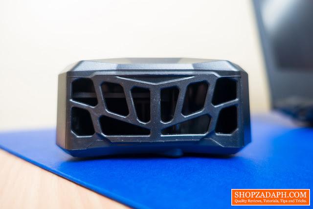 mini vacuum laptop cooler review - laptop exhaust cooler